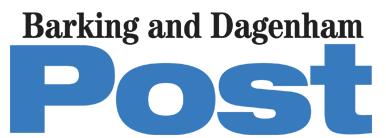 Logo Barking and Dagenham Post