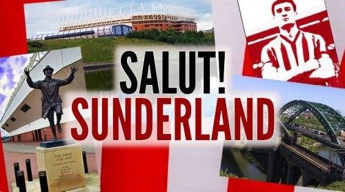 Logo Salut! Sunderland